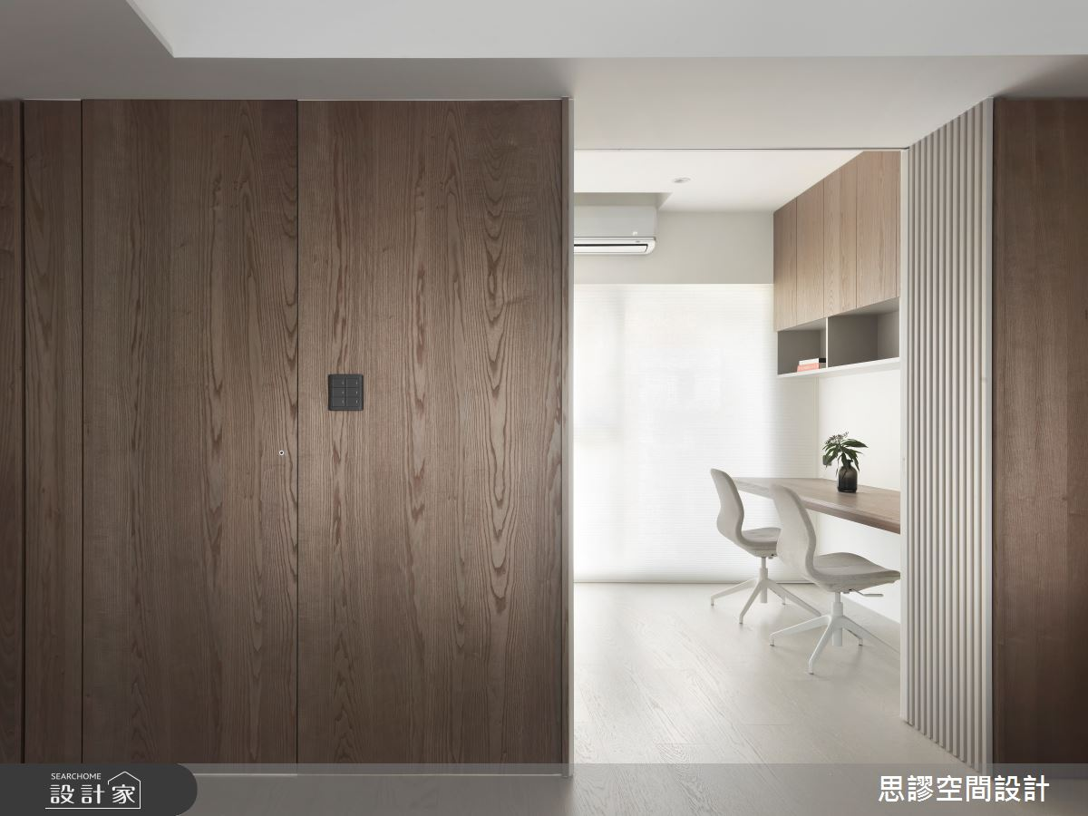 32坪新成屋(5年以下)_簡約風書房案例圖片_思謬空間設計有限公司_思謬_15之12
