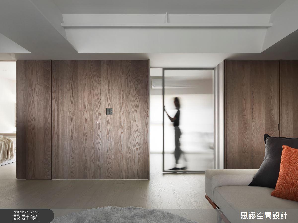 32坪新成屋(5年以下)_簡約風客廳案例圖片_思謬空間設計有限公司_思謬_15之4