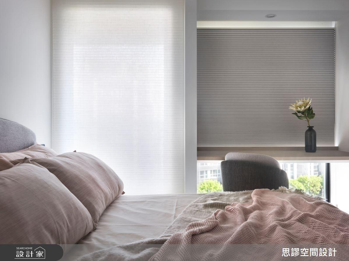 32坪新成屋(5年以下)_簡約風臥室案例圖片_思謬空間設計有限公司_思謬_15之13
