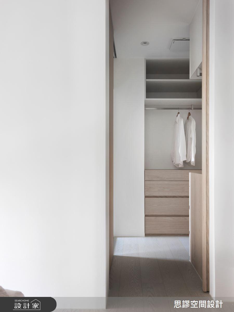 32坪新成屋(5年以下)_簡約風更衣間案例圖片_思謬空間設計有限公司_思謬_15之15