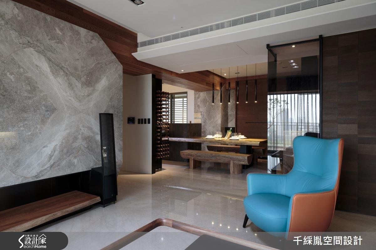 60坪新成屋(5年以下)_混搭風餐廳案例圖片_千綵胤空間設計有限公司_千綵胤_03之3