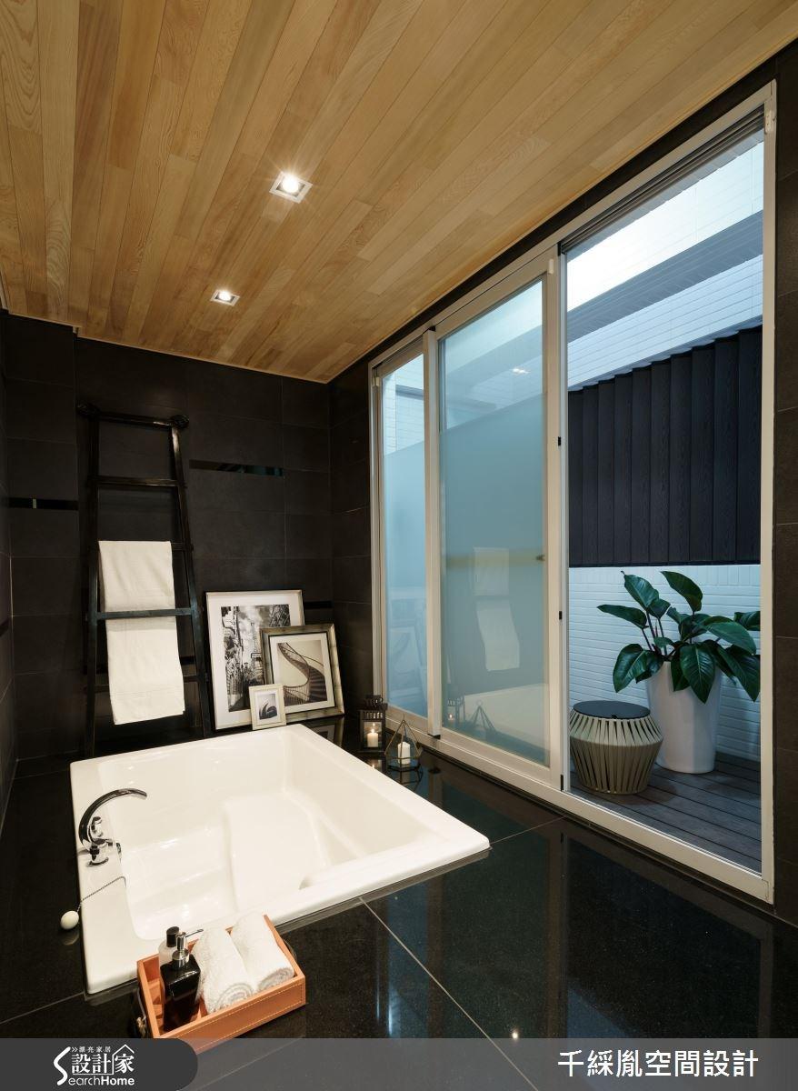 53坪新成屋(5年以下)_混搭風浴室案例圖片_千綵胤空間設計有限公司_千綵胤_07之35