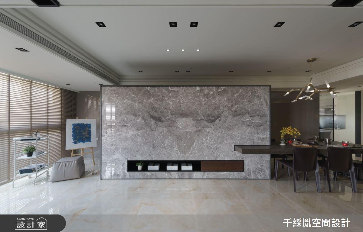 40坪新成屋(5年以下)_現代風客廳案例圖片_千綵胤空間設計有限公司_千綵胤_09之3