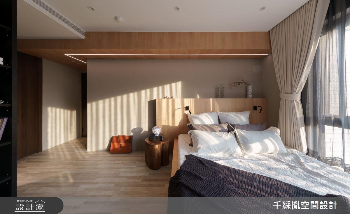 45坪新成屋(5年以下)_混搭風臥室案例圖片_千綵胤空間設計有限公司_千綵胤_10之26