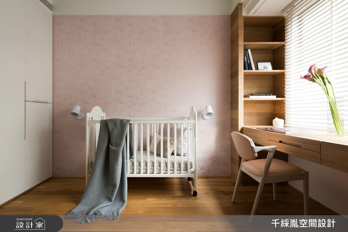 60坪新成屋(5年以下)_混搭風兒童房兒童房案例圖片_千綵胤空間設計有限公司_千綵胤_11之26