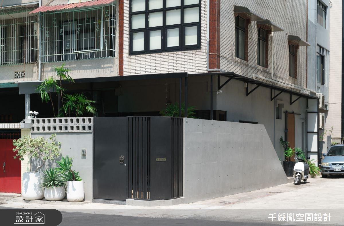 35坪老屋(16~30年)_混搭風案例圖片_千綵胤空間設計有限公司_千綵胤_12之2
