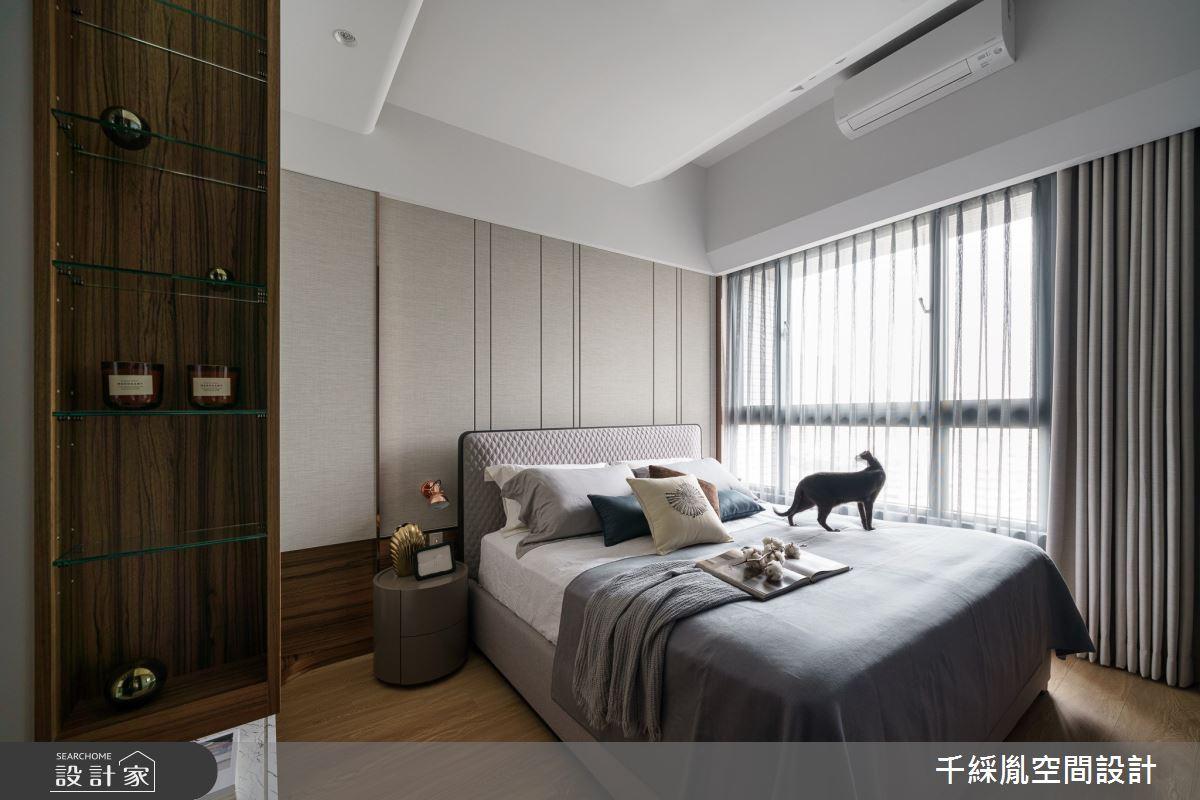 22坪新成屋(5年以下)_混搭風臥室案例圖片_千綵胤空間設計有限公司_千綵胤_23之14