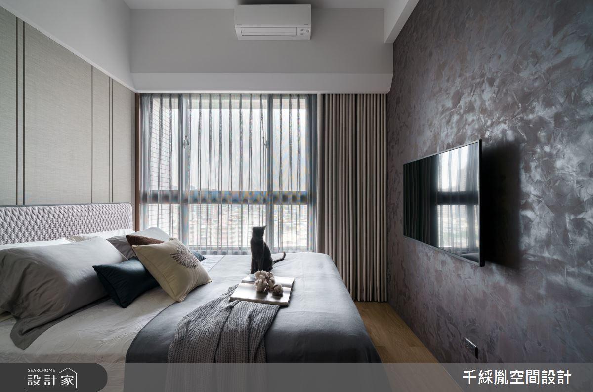 22坪新成屋(5年以下)_混搭風臥室案例圖片_千綵胤空間設計有限公司_千綵胤_23之15