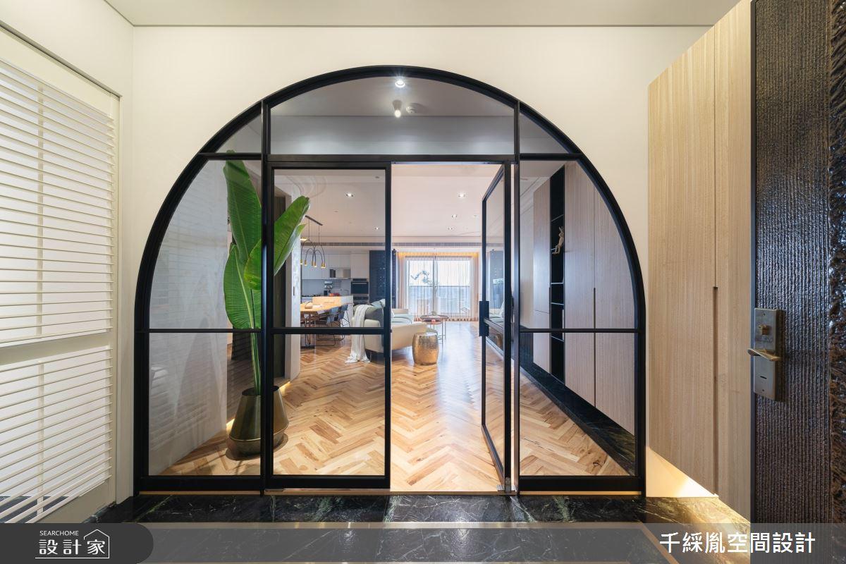 32坪新成屋(5年以下)_混搭風案例圖片_千綵胤空間設計有限公司_千綵胤_25之4