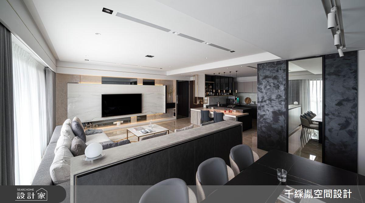 45坪新成屋(5年以下)_現代風書房案例圖片_千綵胤空間設計有限公司_千綵胤_27之13
