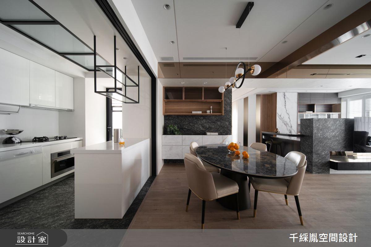 35坪新成屋(5年以下)_現代風案例圖片_千綵胤空間設計有限公司_千綵胤_29之2