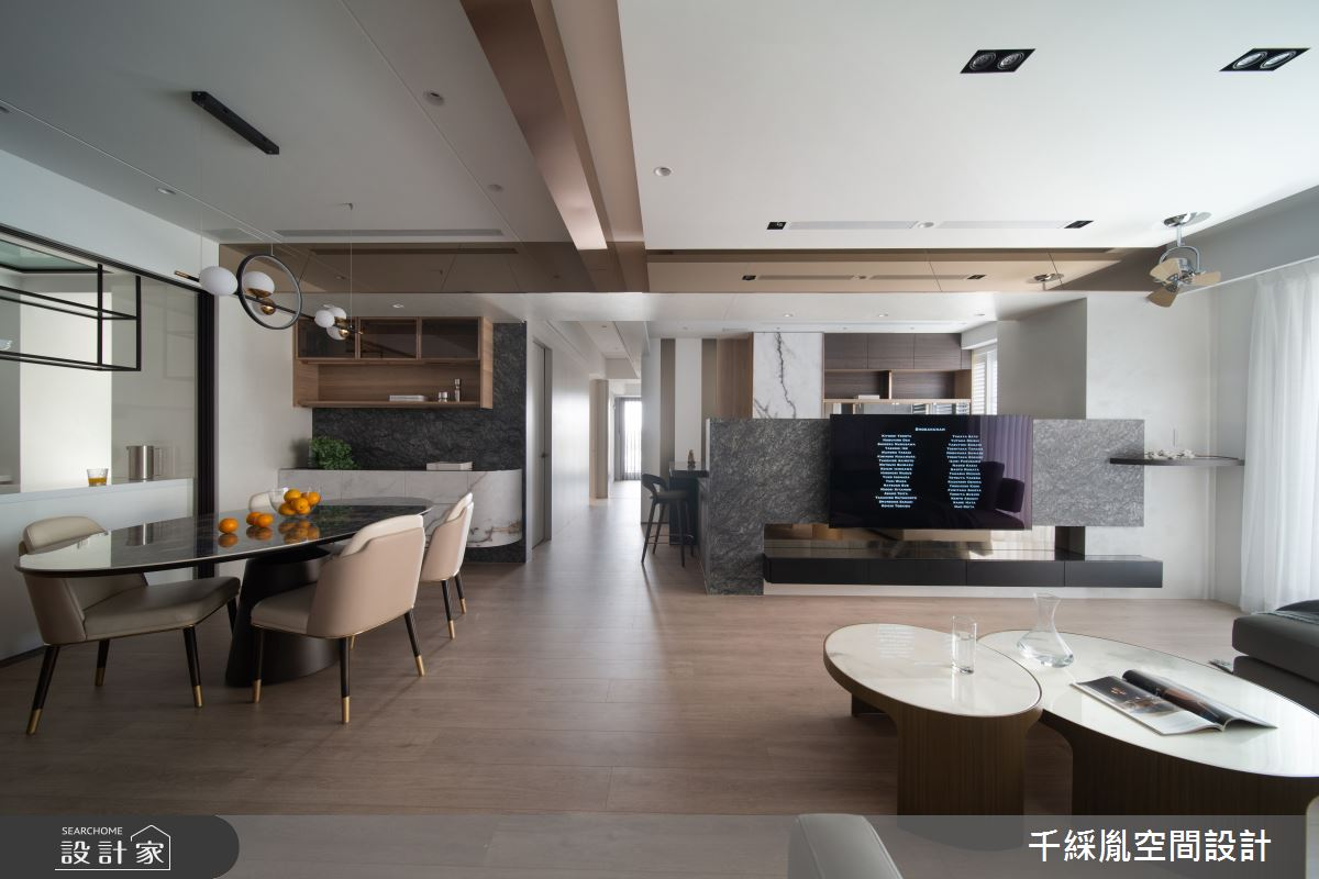 35坪新成屋(5年以下)_現代風案例圖片_千綵胤空間設計有限公司_千綵胤_29之3