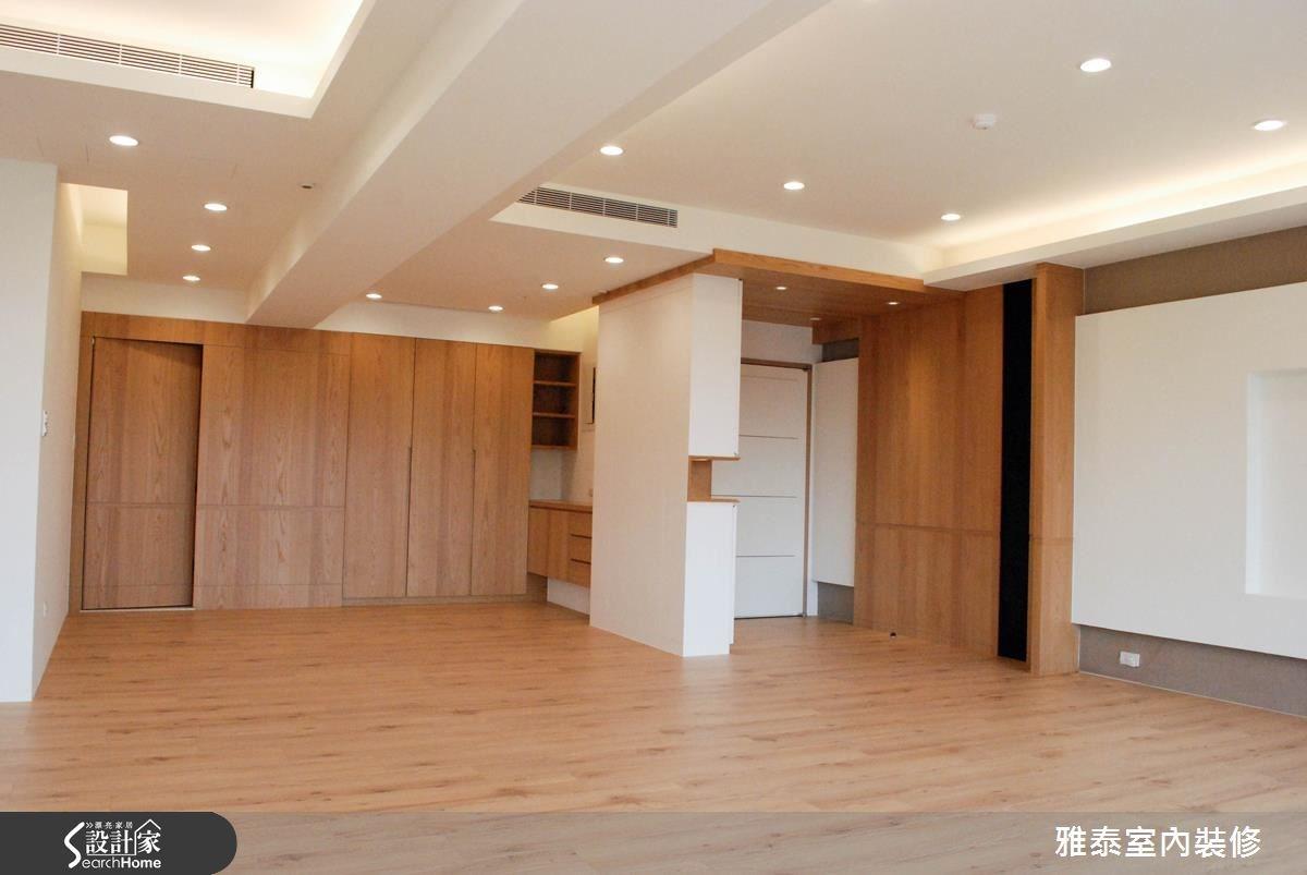 65坪老屋(16~30年)_現代風案例圖片_雅泰室內裝修設計_雅泰_01之4