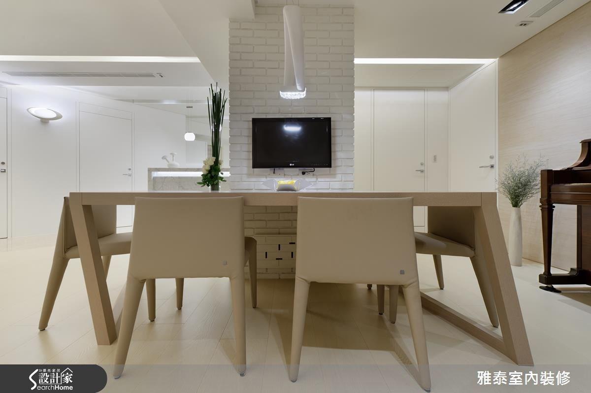 60坪老屋(16~30年)_現代風案例圖片_雅泰室內裝修設計_雅泰_03之4