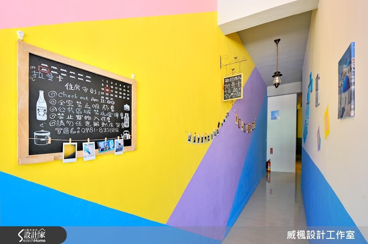 60坪老屋(16~30年)_休閒風商業空間案例圖片_威楓設計工作室_威楓_02之4