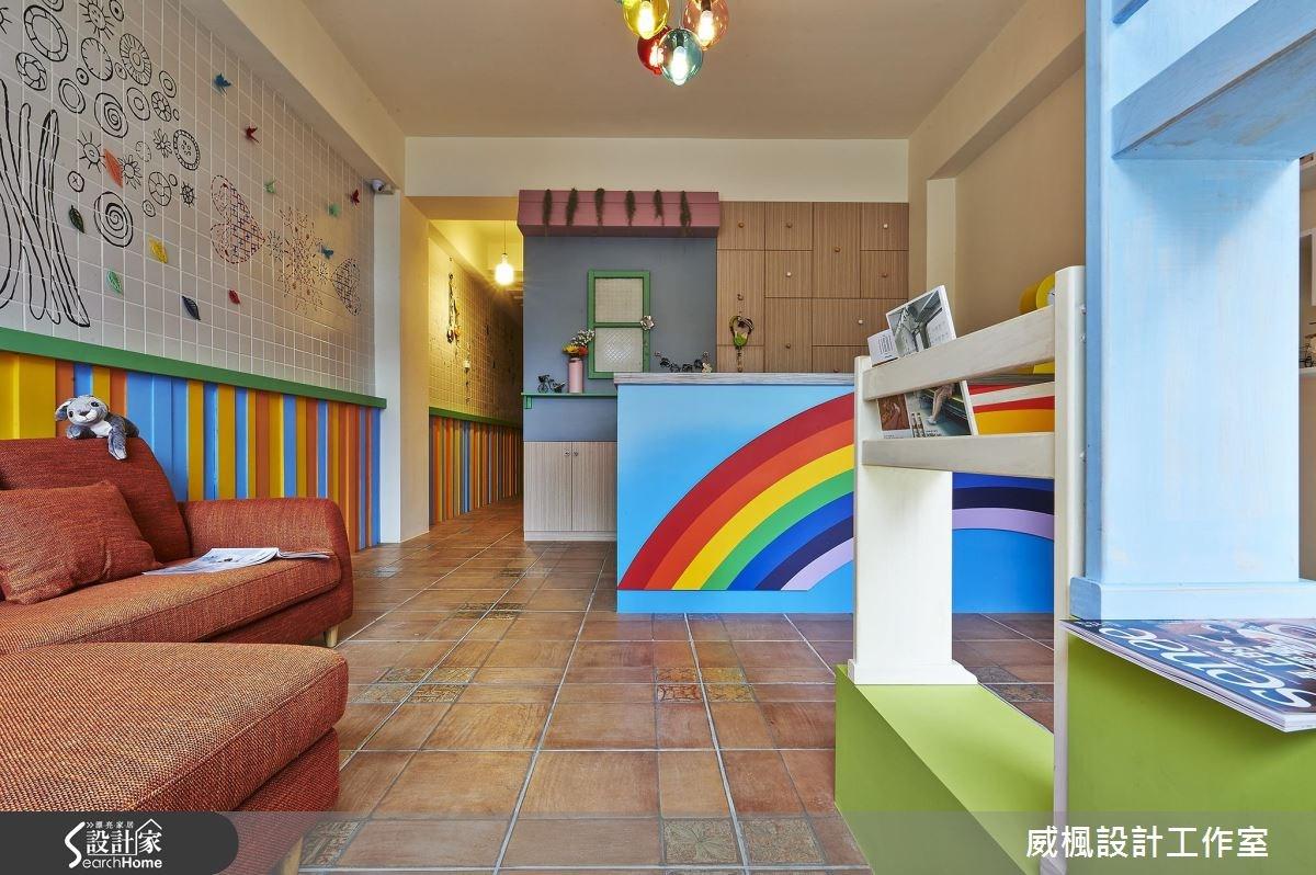100坪新成屋(5年以下)_混搭風商業空間案例圖片_威楓設計工作室_威楓_05之2