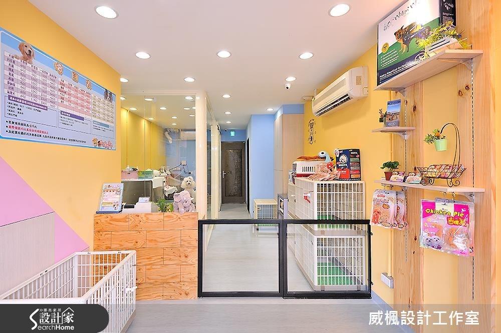 10坪新成屋(5年以下)_休閒風商業空間案例圖片_威楓設計工作室_威楓_11之1