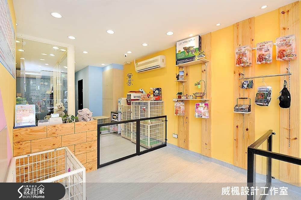 10坪新成屋(5年以下)_休閒風商業空間案例圖片_威楓設計工作室_威楓_11之2