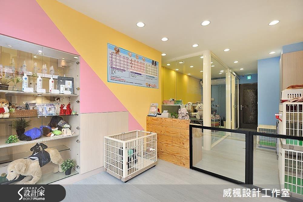 10坪新成屋(5年以下)_休閒風商業空間案例圖片_威楓設計工作室_威楓_11之3