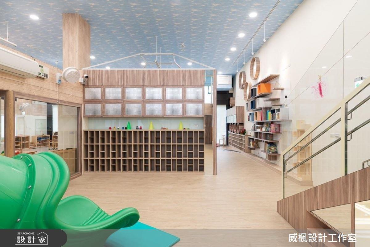 135坪新成屋(5年以下)_簡約風商業空間案例圖片_威楓設計工作室_威楓_22之11