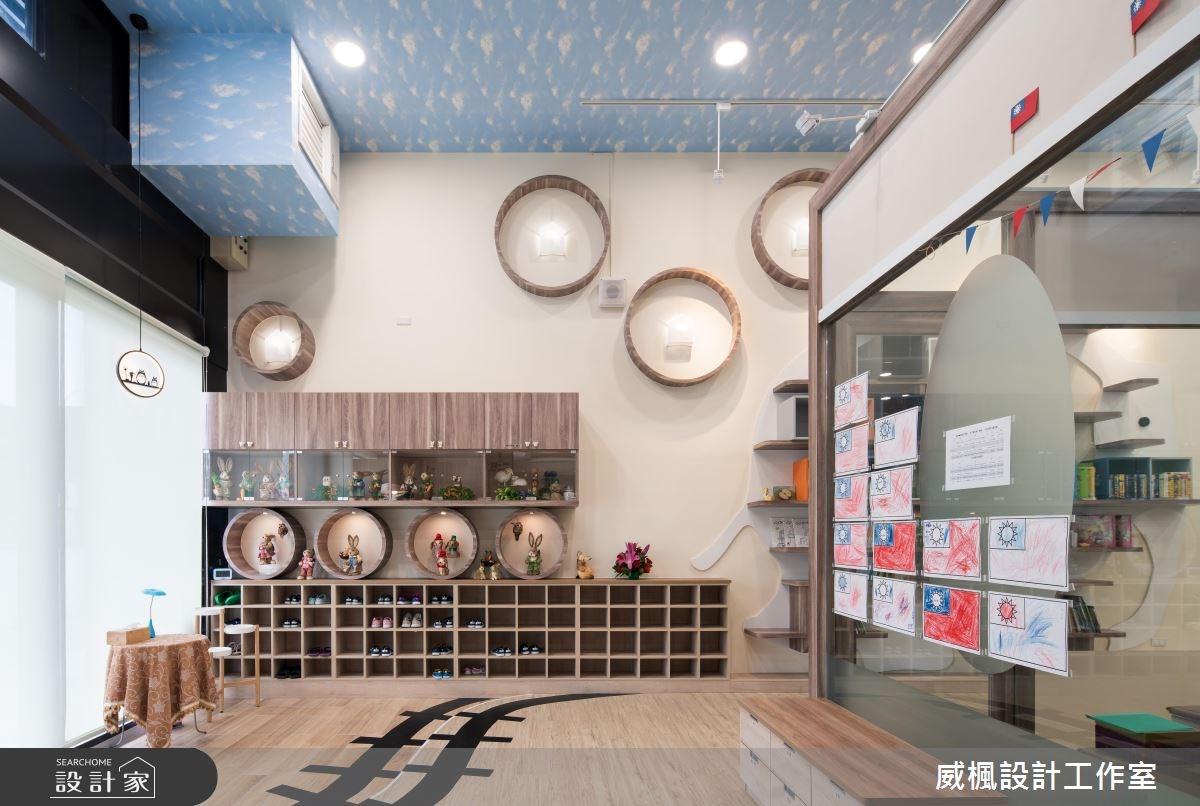135坪新成屋(5年以下)_簡約風商業空間案例圖片_威楓設計工作室_威楓_22之3