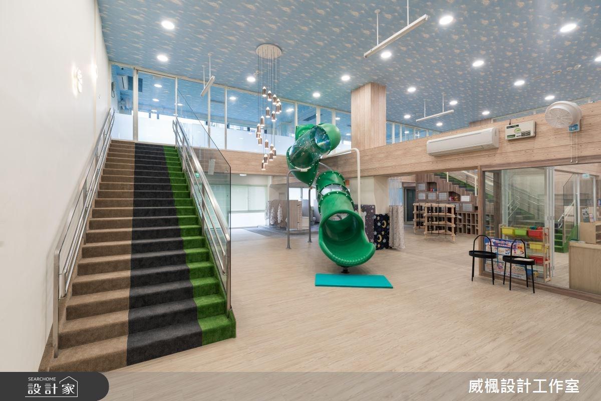 135坪新成屋(5年以下)_簡約風商業空間案例圖片_威楓設計工作室_威楓_22之10
