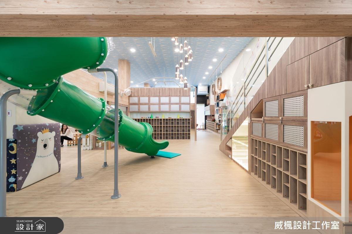 135坪新成屋(5年以下)_簡約風商業空間案例圖片_威楓設計工作室_威楓_22之12