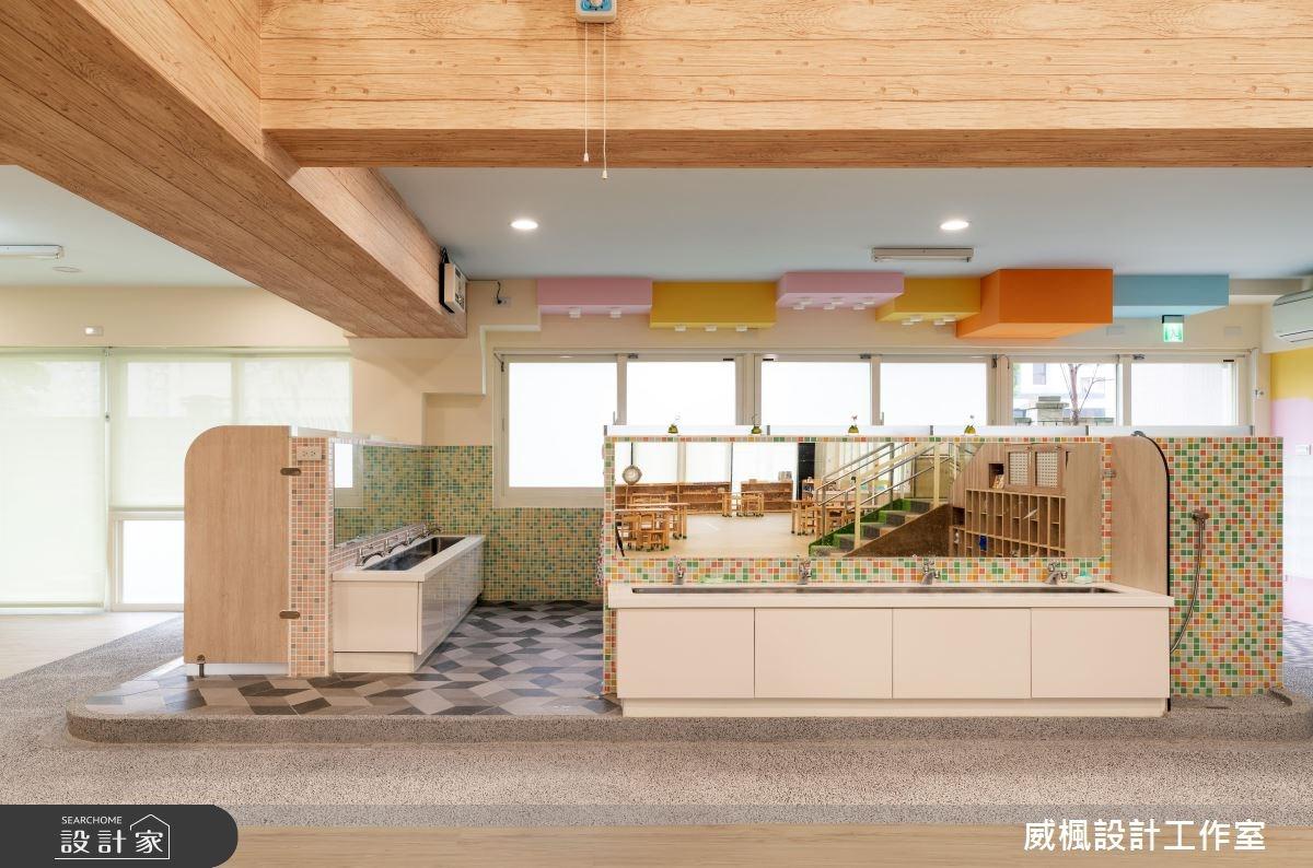 135坪新成屋(5年以下)_簡約風商業空間案例圖片_威楓設計工作室_威楓_22之15