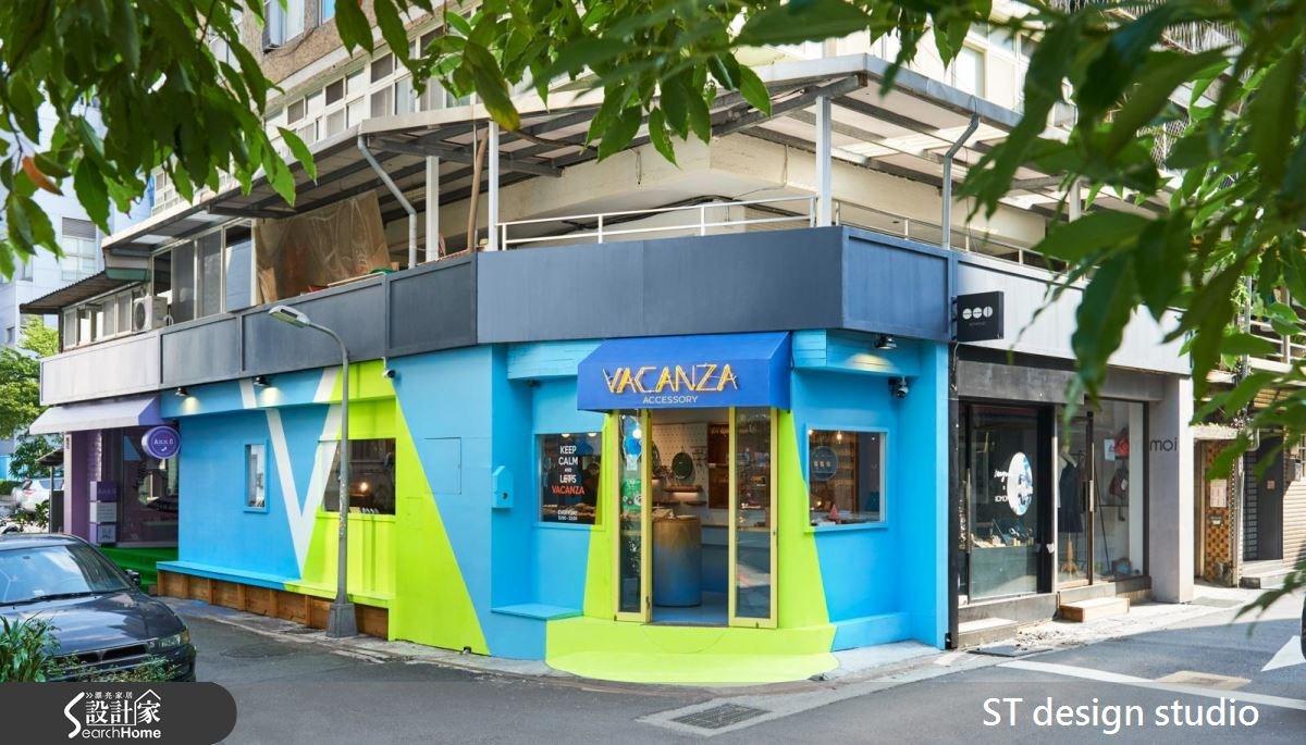 18坪老屋(16~30年)_休閒風商業空間案例圖片_ST design studio_ST_01之4