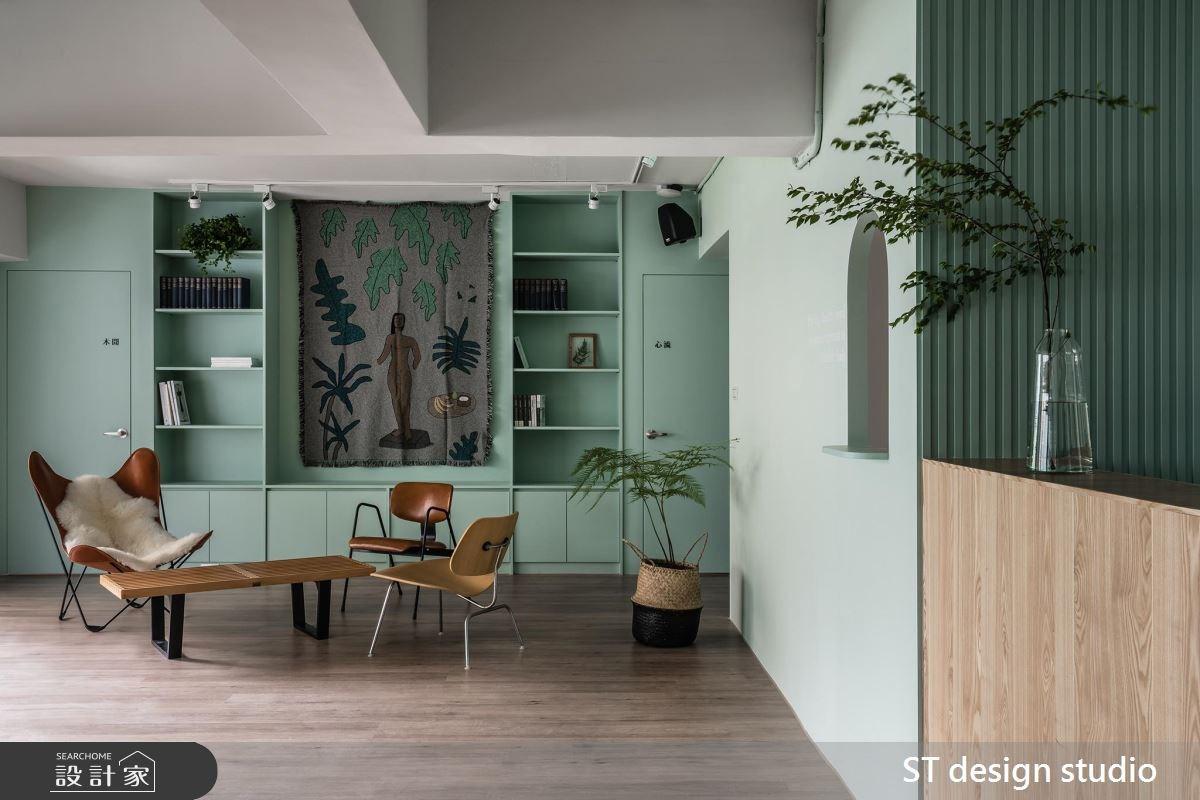 70坪老屋(16~30年)_療癒風商業空間案例圖片_ST design studio_ST_08之3
