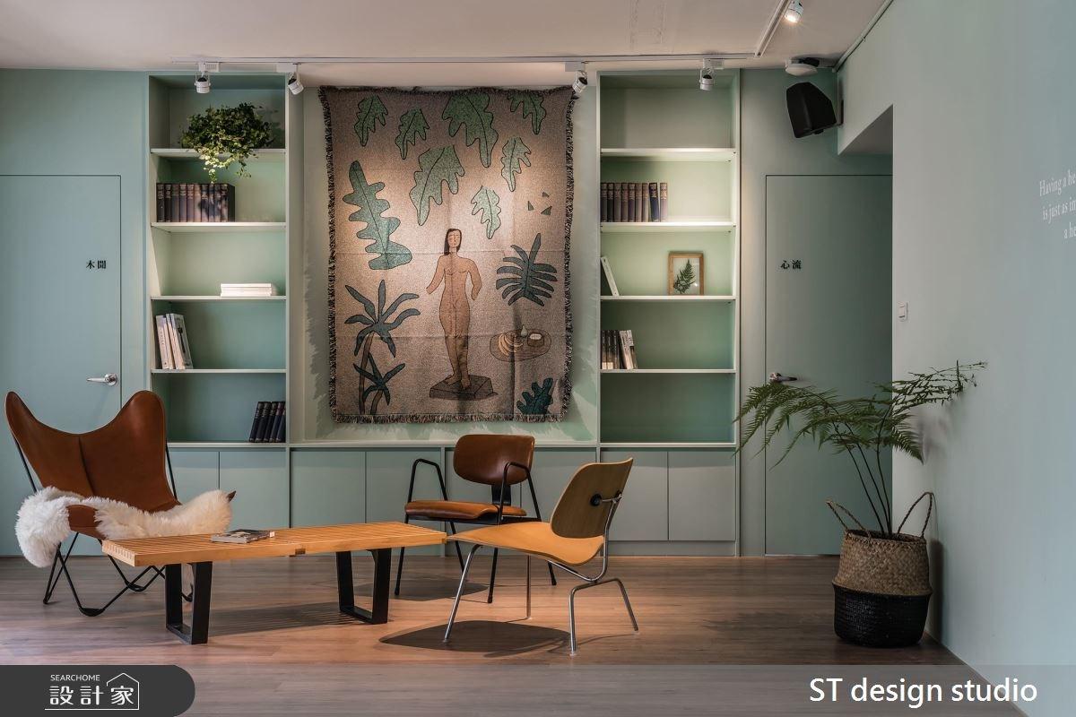 70坪老屋(16~30年)_療癒風商業空間案例圖片_ST design studio_ST_08之4