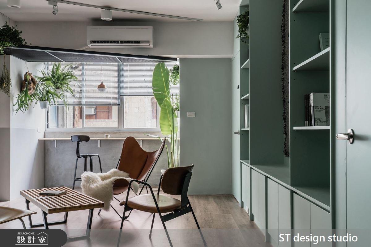 70坪老屋(16~30年)_療癒風商業空間案例圖片_ST design studio_ST_08之5
