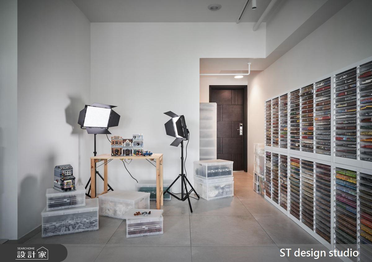 18坪新成屋(5年以下)_簡約風案例圖片_ST design studio_ST_11之1
