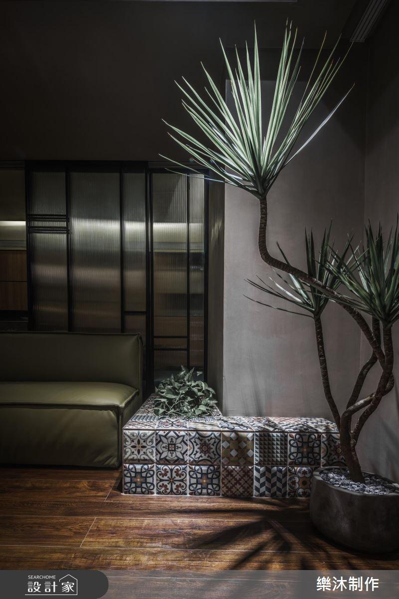 35坪新成屋(5年以下)_北歐風客廳案例圖片_樂沐制作空間設計_樂沐_08之2