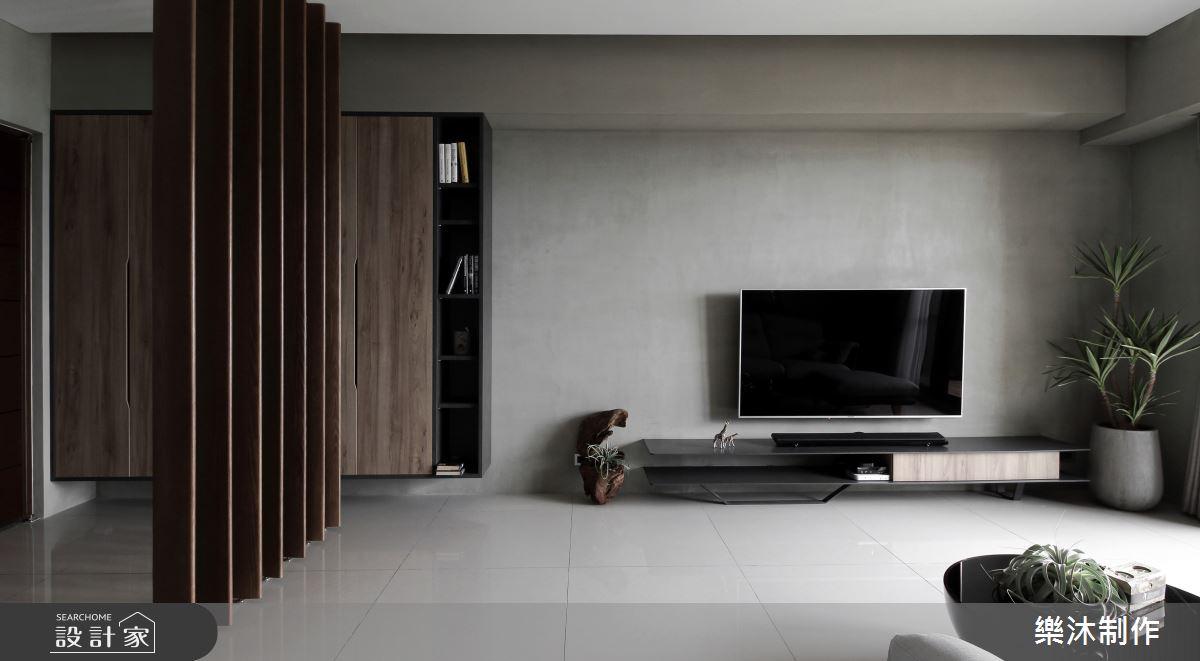 35坪新成屋(5年以下)_北歐風案例圖片_樂沐制作空間設計_樂沐_09之3