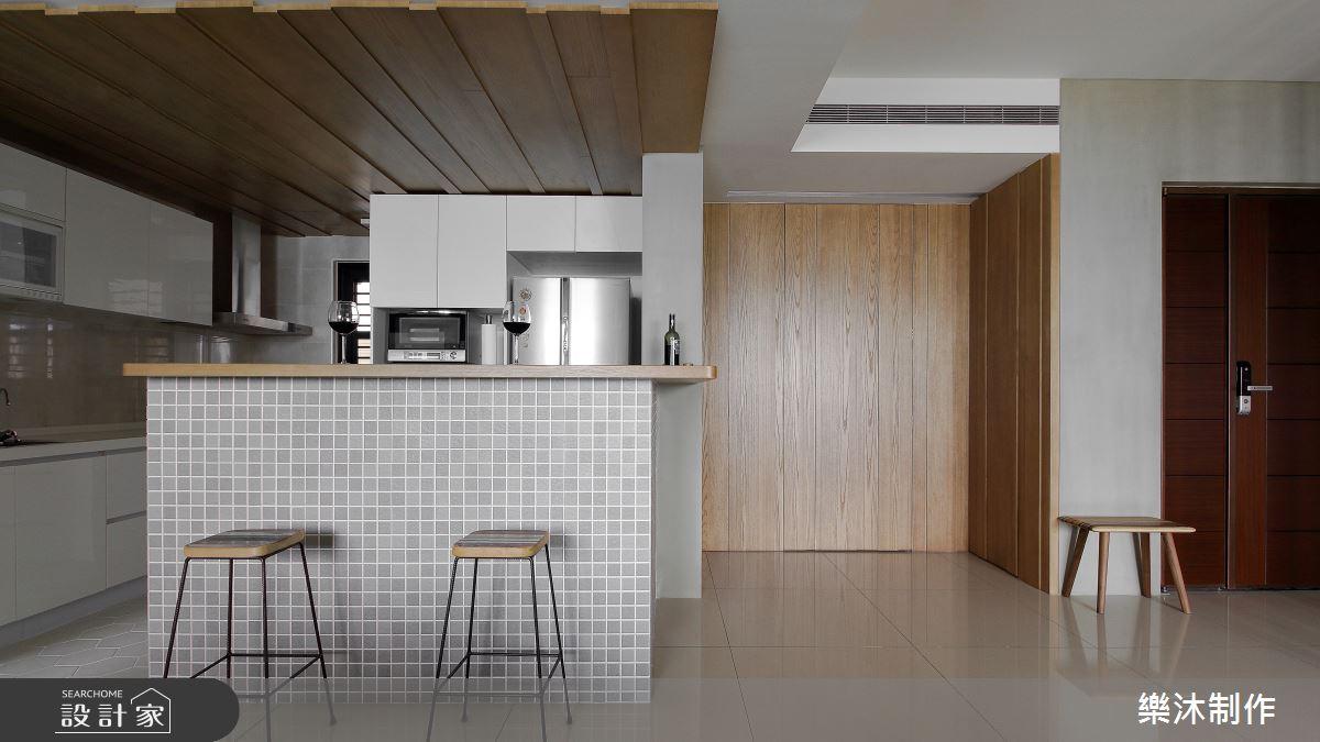 35坪新成屋(5年以下)_北歐風案例圖片_樂沐制作空間設計_樂沐_09之4