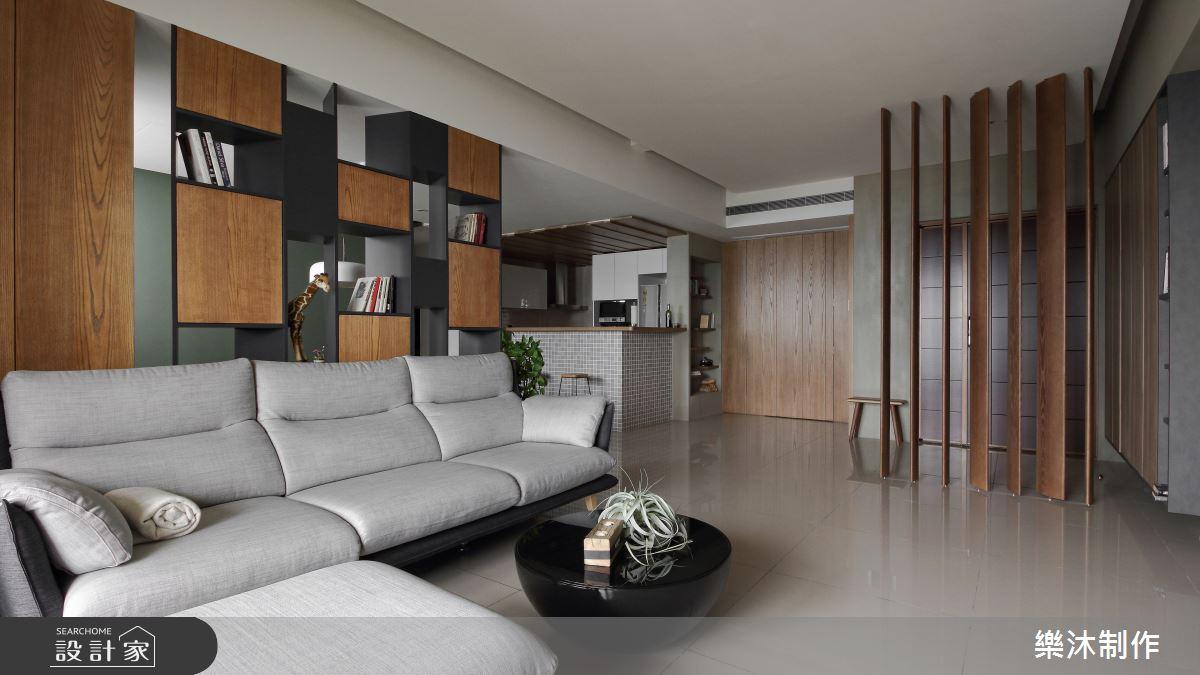 35坪新成屋(5年以下)_北歐風案例圖片_樂沐制作空間設計_樂沐_09之2