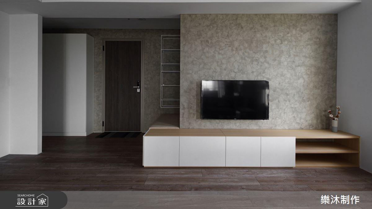 35坪新成屋(5年以下)_北歐風案例圖片_樂沐制作空間設計_樂沐_10之2