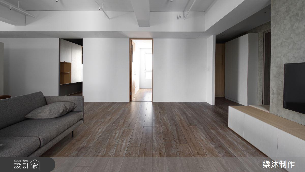 35坪新成屋(5年以下)_北歐風案例圖片_樂沐制作空間設計_樂沐_10之4