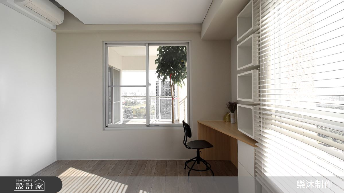35坪新成屋(5年以下)_北歐風案例圖片_樂沐制作空間設計_樂沐_10之12