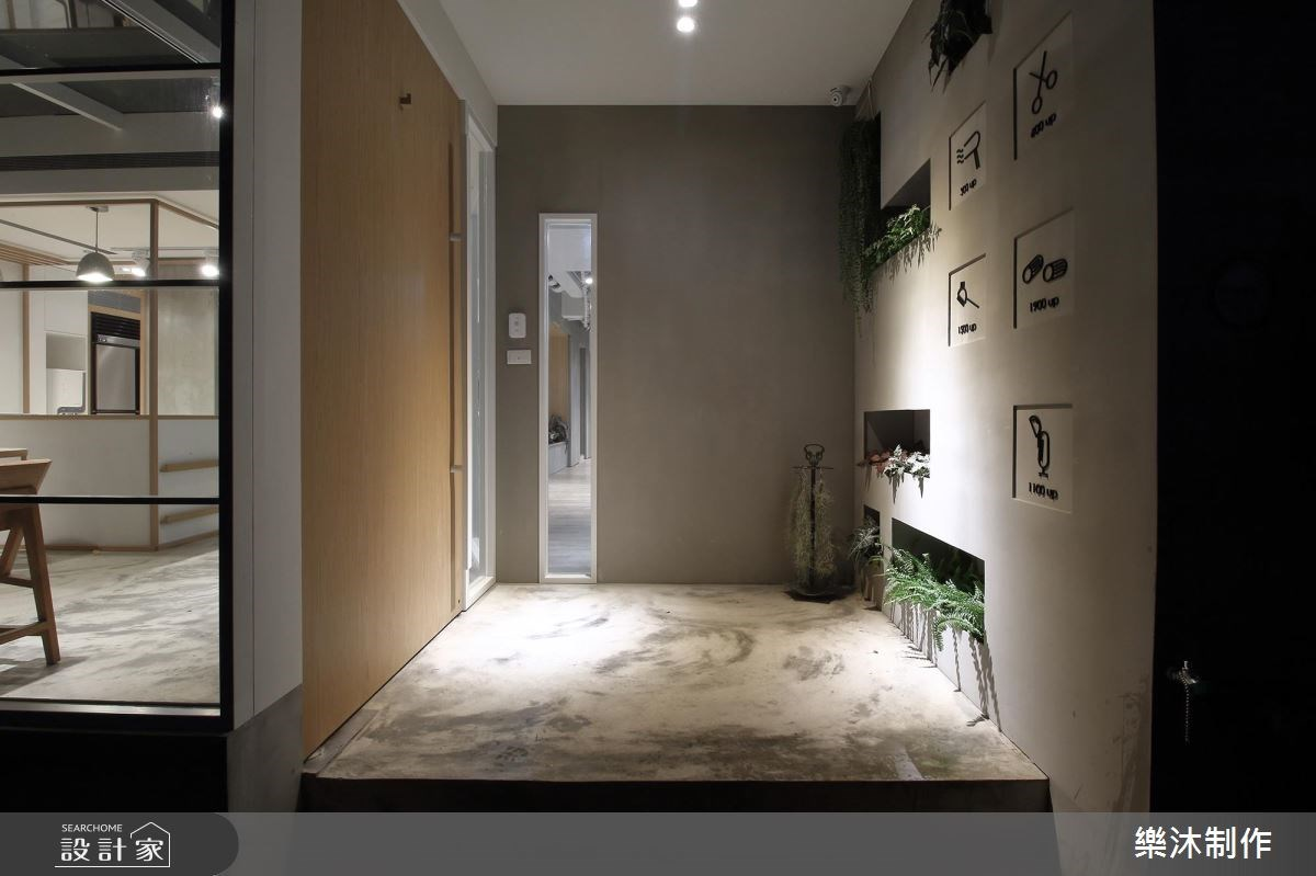 40坪老屋(16~30年)_北歐風商業空間案例圖片_樂沐制作空間設計_樂沐_11之2