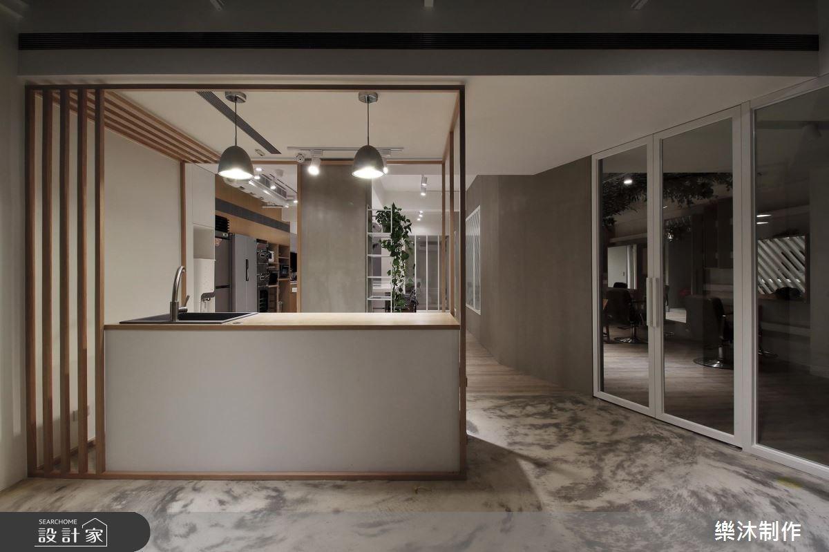 40坪老屋(16~30年)_北歐風商業空間案例圖片_樂沐制作空間設計_樂沐_11之4