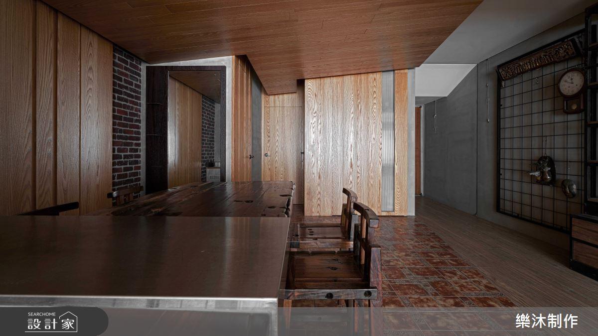 35坪老屋(16~30年)_混搭風案例圖片_樂沐制作空間設計_樂沐_17之5