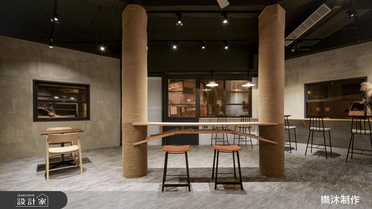 25坪老屋(16~30年)_北歐風案例圖片_樂沐制作空間設計_樂沐_20之2