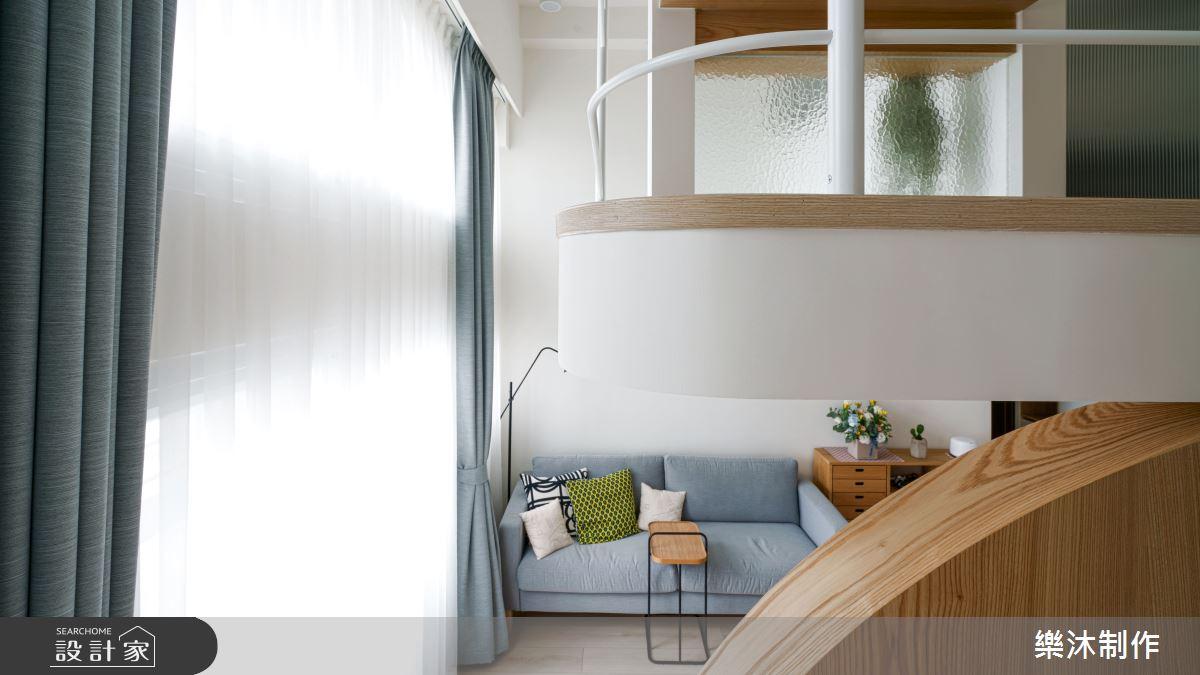20坪老屋(16~30年)_北歐風案例圖片_樂沐制作空間設計_樂沐_24之4