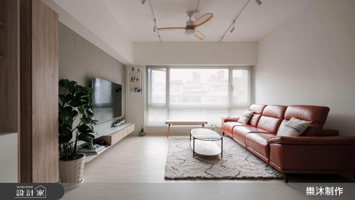 35坪老屋(16~30年)_北歐風案例圖片_樂沐制作空間設計_樂沐_26之1