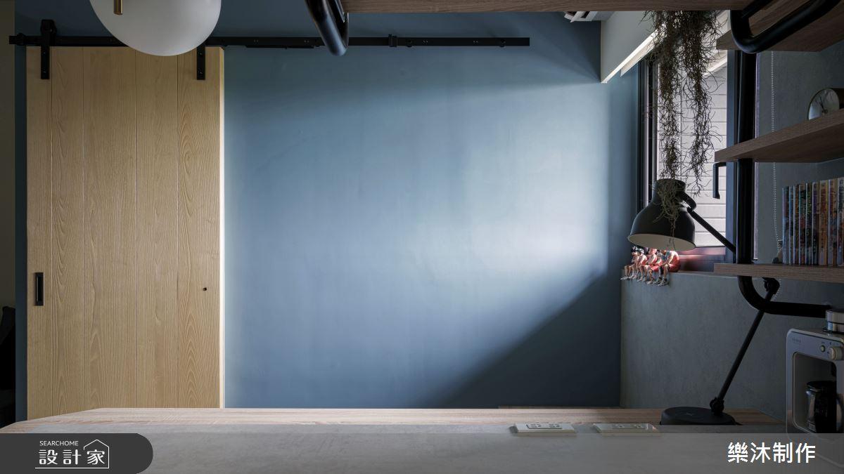 17坪新成屋(5年以下)_北歐風案例圖片_樂沐制作空間設計_樂沐_28之4