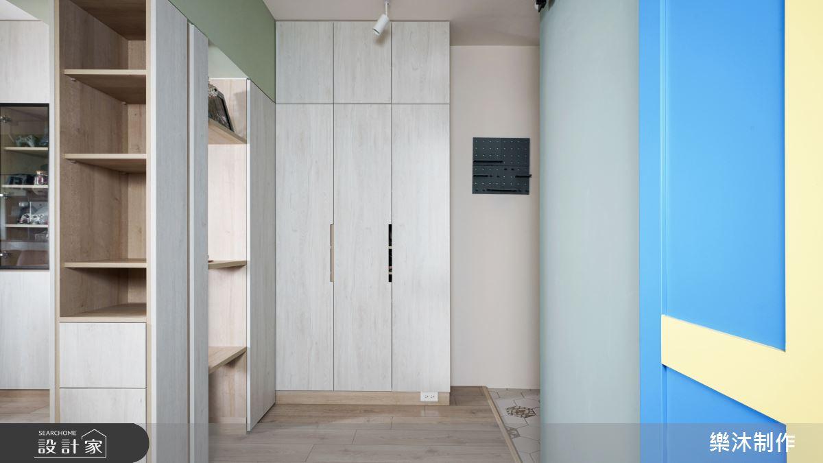 30坪中古屋(5~15年)_北歐風案例圖片_樂沐制作空間設計_樂沐_29之2