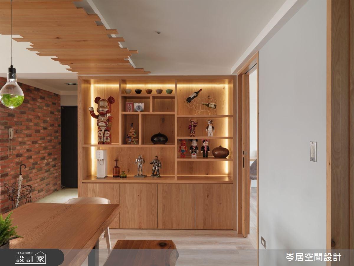 35坪老屋(16~30年)_混搭風餐廳案例圖片_岑居空間設計_岑居_07之13