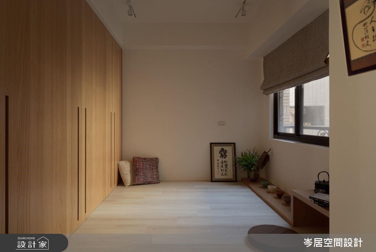 19坪中古屋(5~15年)_混搭風和室案例圖片_岑居空間設計_岑居_09之17